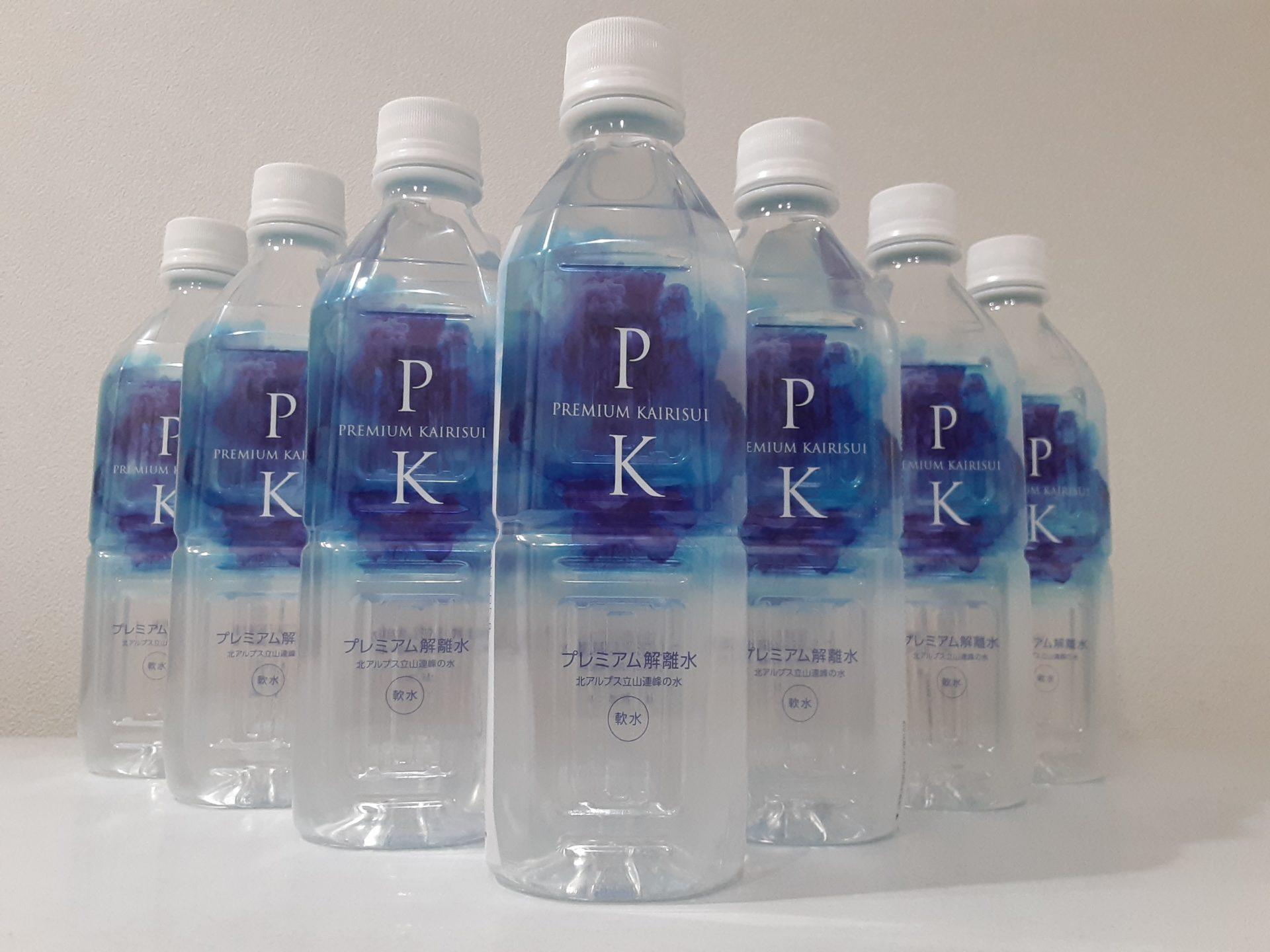 【プレミアム解離水】入荷!スポーツ選手の水分補給、現場等の熱中症対策に最適な水が手軽に飲めるようになりました!