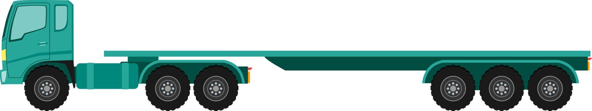 <VOLVO 台車塗装>パルスレーザマシンブラストのサビ落とし!ボルボのトレーラー台車の塗装でこんなにキレイ!